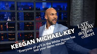Download Keegan-Michael Key Brings Luther, Obama's Anger Translator, Out Of Retirement Video