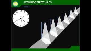 Download Smart City: Street light energy saving ideas Video