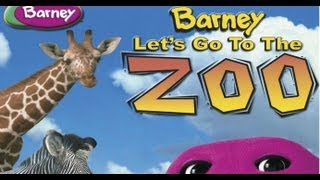 Download Barney - Let's Go To The Zoo Video