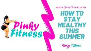 Download Welcome back to Pinky Fitness Video
