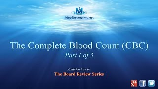 Download Complete Blood Count pt1 Video