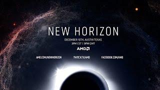 Download AMD Presents New Horizon Video