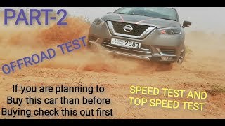 Download The all new NISSAN KICKS TOP 2019 MODEL test drive SPEED test offroad test top SPEED test Video
