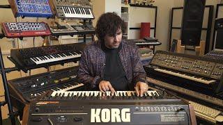 Download Mathew Jonson Presents His Synthesizer Favourites: Korg Trident (Electronic Beats TV) Video