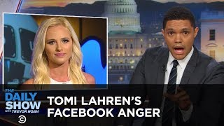 Download Tomi Lahren's Anger Lights Facebook on Fire: The Daily Show Video