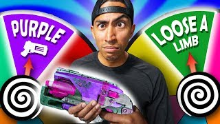 Download NERF Hangman Roulette | Dual Duel Challenge! Video