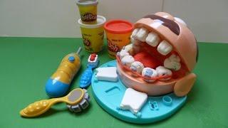 Download Đồ chơi Nha Sĩ Trám răng Nhổ Răng Khoan Răng Với Doctor Drill N Fill New (Bí Đỏ) Video