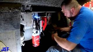 Download HOW TO USE A MAG DRILL (A MUST HAVE TOOL) Video