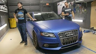Download They Named This Color After Me! - Plastidip the RIGHT Way! (Ft. Fonzie Dipyourcar) Video