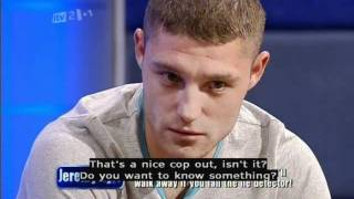 Download Jeremy Kyle: Scottish pinocchio girl Video