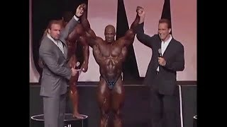 Download 2004 Mr.Olympia Very Interesting Challenge Round Jay misses title in single point Video