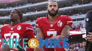 Download Mike Greenberg Responds To Critics Of His Stance On Kaepernick | Mike & Mike | ESPN Video