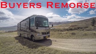 Download 5 Reasons I Regret Purchasing Our Class A Motorhome Video