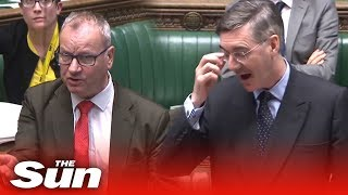 Download DON'T MOCK THE MOGG! SNP's Pete Wishart takes on the Commons leader Video