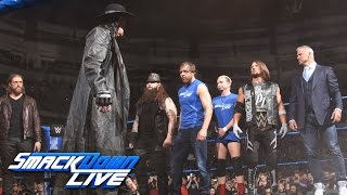 Download The Undertaker returns with a haunting Survivor Series warning: SmackDown LIVE, Nov. 15, 2016 Video