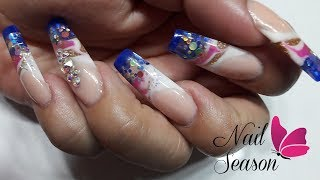 Download Uñas de acrilico esculturales paso a paso tutorial principiantes Video