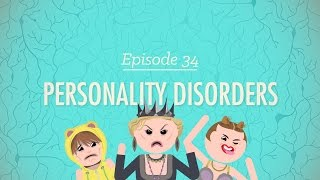 Download Personality Disorders: Crash Course Psychology #34 Video
