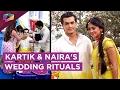 Download Kartik and Naira's Pre Wedding Rituals   Yeh Rishta Kya Kehlata Hai   Star Plus Video
