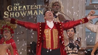 Download The Greatest Showman | ″Come Alive″ Live Performance | 20th Century FOX Video