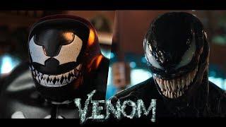 Download VENOM - Official trailer in LEGO - side by side version Video