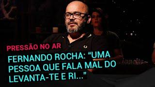 Download Fernando Rocha: ″Uma pessoa que fala mal do Levanta-te e Ri e depois vai lá é uma invertebrada″ Video