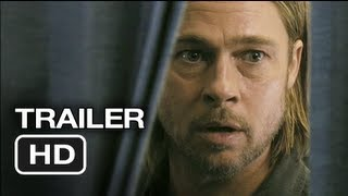Download World War Z TRAILER 2 (2013) - Brad Pitt Movie HD Video