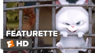 Download The Secret Life of Pets Featurette - A Look Inside (2016) - Kevin Hart Movie Video