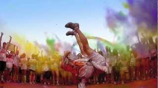 Download THE COLOR RUN™ - Be a Color Runner™ Video