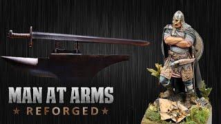 Download Ulfberht Viking Sword - MAN AT ARMS:REFORGED Video