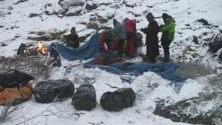Download Zanskar: trek du fleuve gelé Video
