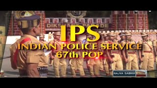 Download Passing out parade of the 67th IPS batch in Hyderabad Video