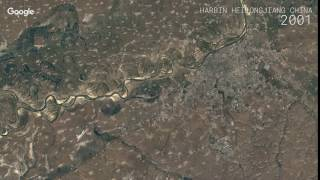 Download Google Timelapse: Harbin, Heilongjiang, China Video