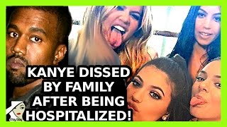 Download KANYE WEST DISSED BY KARDASHIAN JENNER FAMILY AFTER BREAKDOWN! Video