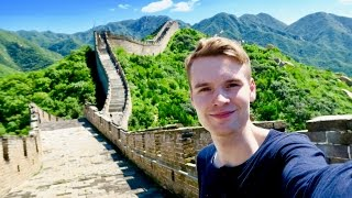 Download VISITING THE GREAT WALL OF CHINA 🇨🇳 CHINA TRAVEL Video