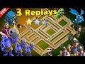 Download 💥3 REPLAYS!💥NEW TH12 WAR BASE 2018 ANTI 2 STAR Anti Everything BoWitch,Miner,Anti Queen Walk,Hog Video