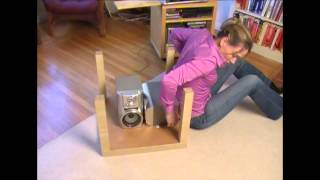 Download How to get up from the floor (after a fall) - MacGyver style! Video
