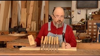 Download Wood Carving Tools & Techniques for Beginners Video
