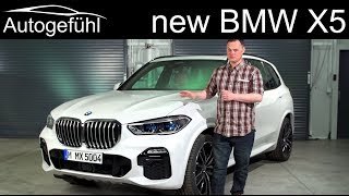 Download BMW X5 reveal REVIEW all-new generation 2019 Exterior Interior neu - Autogefühl Video