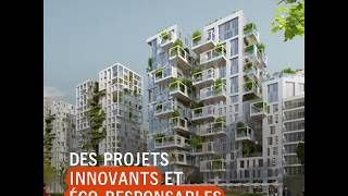 Download Linkcity, l'expertise des grands projets urbains Video