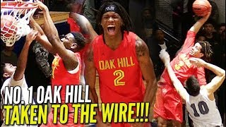 Download Cole Anthony & Oak Hill HEATED GAME Down TO THE WIRE! Cole Anthony STEPS UP IN CLUTCH! Video