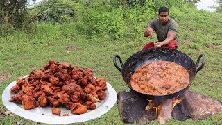 Download AMAZING FRIED CHICKEN RECIPES | CHICKEN PAKORA CURRY | NEVER SEEN CURRY | Video