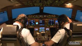 Download Rapid Descent (Depressurisation) in a Boeing 777 Video