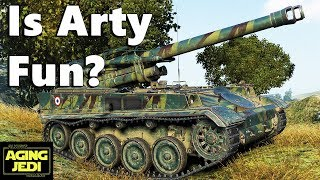 Download Is This Possible? An Artillery that I Enjoy??? - World of Tanks Video
