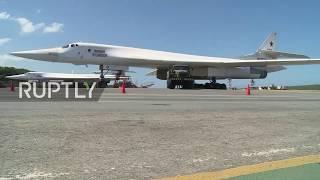 Download Venezuela: Russian and Venezuelan pilots conduct joint training Video