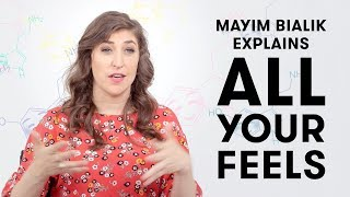 Download Mayim Bialik Explains The Science Behind All Your Feels Video