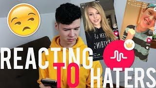 Download REACTING TO MY HATERS MUSICAL.LYS PT. 4 Video