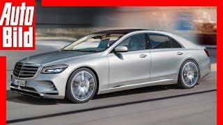 Download Zukunftsaussicht: Mercedes S-Klasse (2020) Details/Erklärung Video