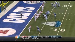Download Kansas City Chiefs vs Indianapolis Colts Video