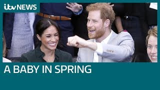 Download Meghan Markle and Prince Harry expecting a baby in the spring | ITV News Video