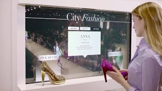 Download A new shopping experience Video